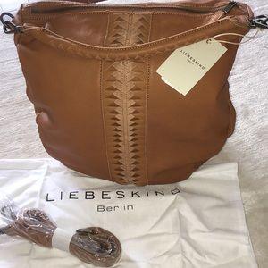 NWT Liebeskind Leather Bag